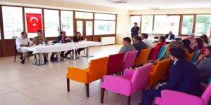 Digor'da, 2019-2020 eğitim öğretim yılı değerlendirme toplantısı