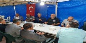 Milletvekili Yunus Kılıç'tan Karslı şehidin ailesine taziye ziyareti