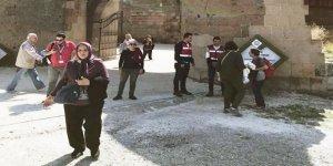 Jandarma Ani Ören Yeri'nde güven veriyor