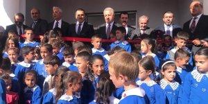 Yukarı Sarıkamış İlkokulu ve Ortaokulu açıldı