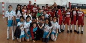 Yenişehir Ortaokulundan 2 birincilik