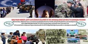 DSİ Kars 24. Bölge mevlit ve dayanışma programı düzenleyecek