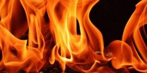Kars'ta çıkan yangında yaralanan kız çocuğu hayatını kaybetti