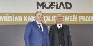 """Aydın: """"MÜSİAD, Kars'a yatırımcı çekecek"""""""