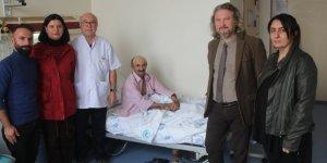 Kanser ameliyatları KAÜ'de yapılmaya başladı