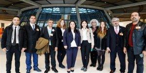 Almanya Dışişleri Bakanlığı, yerel gazeteciler için Almanya seyahati düzenledi