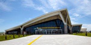 Kars'ta hava yolu ulaşımına ilgi azaldı