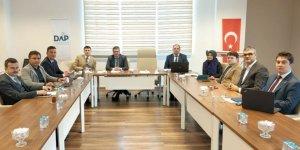 DAP Eylem Planı' hazırlık çalışmaları başladı