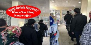 Kars'ta, 'nöbetçi eczane' sıkıntısı