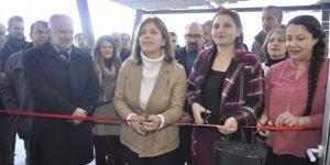 Kars Belediyesi Kültür & Sanat Kafesi açıldı