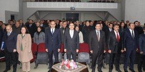 Kars'ta Milli Eğitim Eylem Planı Değerlendirme Toplantısı yapıldı