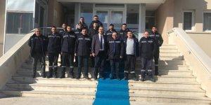 Kars'ta kaçak elektrikle mücadele devam ediyor