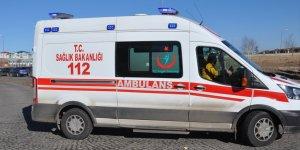 Arpaçay  Dağköy'de 'borç' intiharı