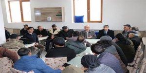 Kars'ta, çiftçi eğitimleri devam ediyor