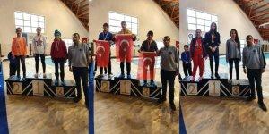Analig Yüzme Müsabakalarında Kars'ı temsil edecek sporcular seçildi