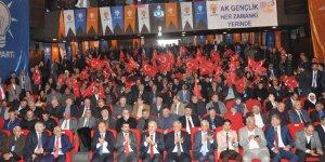 AK Parti Merkez ve Susuz İlçe Başkanları seçildi