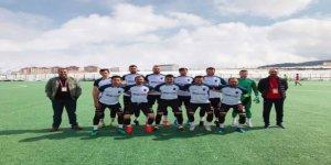 Kağızman Gençlerbirliği Spor Amatör Ligde lider oldu
