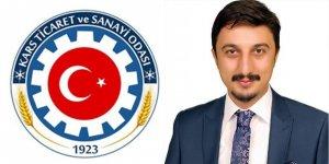 Bir Alkış da KATSO Başkanı Ertuğrul Alibeyoğlu'na