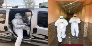 Kars'ta, 64 kişilik filyasyon ekibi 'dedektif' gibi çalışıyor