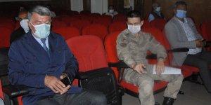 Kağızman'da sokağa çıkma kısıtlaması masaya yatırıldı