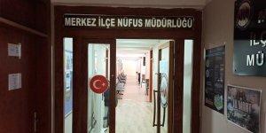 Kars'ta Nüfus Müdürlükleri yarın açık bulundurulacak
