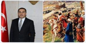 """Vali Türker Öksüz: """"İstanbul'un Fethi'nin 567. yılı kutlu olsun"""""""