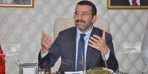 """Başkan Çalkın: """"Ayhan Bilgen, 'Dolmuşçu esnafı' halk değil mi?"""""""