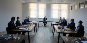 İl Güvenlik, Asayiş ve Koordinasyon Toplantısı yapıldı
