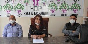 HDP'den basın açıklaması!
