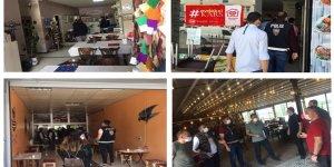 Kars'ta, 'Kontrollü Sosyal Hayat' denetimleri sürüyor