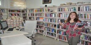 Kars'ta ki kütüphanelerde 155 bin 480 kitap bulunuyor