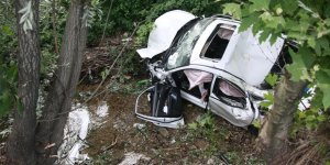 Kars'tan tayini çıkan Cumhuriyet Savcısı Bursa'da kaza yaptı