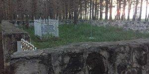 Kars'taki anıt mezar zamana direniyor