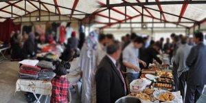 Kars'ta yardım çadırı ve kermeslerin kurulmasına izin verildi