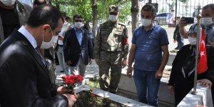 Şehit babası, Vali Öksüz'den talepte bulundu