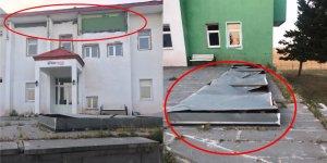 Karsspor tesislerinden Ali Gaffar Okkan tabelası neden indirildi?