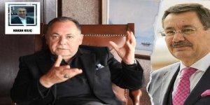 Gürcan Dağdaş : ''Melih Gökçek ile hukukun zemininde bir hesaplaşma sürecindeyiz''