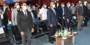 Ak Parti Sarıkamış İlçe Gençlik Kolları Başkanlığı seçimi yapıldı