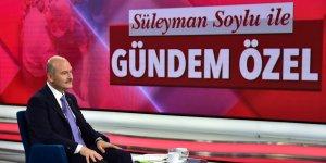 """Bakan Soylu: """"Kars bölgesinde çok olağanüstü bir mücadele ortaya koyuldu"""""""