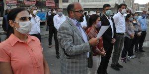 Kars HDP'den, Başkan Bilgen'in gözaltına alınmasıyla ile ilgili açıklama