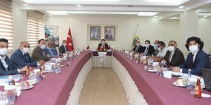 Serhat Kalkınma Ajansı'nın 75. olağan yönetim kurulu toplantısı yapıldı