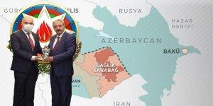 """TÜRKAV : """"Qarabağ ''Türk'ün Öz Vətənıdır…"""