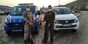 Kars'ta kaçak avcılara geçit yok