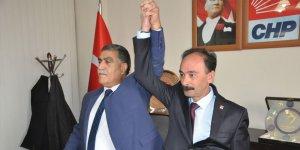 DSP Kars İl Başkanı ve yönetimi CHP'ye geçti