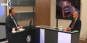 Settar Kaya, Kanal 5 TV'de Atıf Özbey'in canlı yayın konuğu oldu