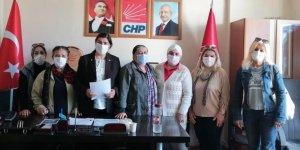 CHP Kars Kadın Kolları Başkanı Nazan Demirci : 'Kadına Yönelik Şiddet Politiktir'