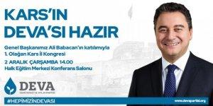 """DEVA Partisi İl Başkanı Güven Özen: """"Kars'ın Deva'ya ihtiyacı var"""""""