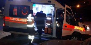 Kars'ta sağlık çalışanlarının özverisi hayta tutunduruyor