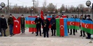 Azerbaycan Kars Başkonsolosluğu, Karabağ şehitlerini andı