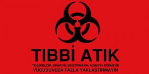 Tıbbi atıklara yönelik Mahalli Çevre Kurulu Kararları açıklandı